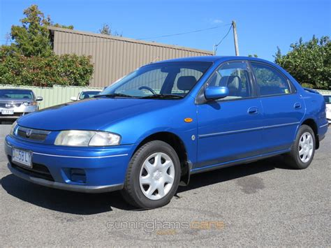 1997 mazda 323 protege sedan in launceston tas
