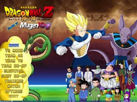 dragon ball z game for pc free download full version dragonball z mugen how to download and play free dbz