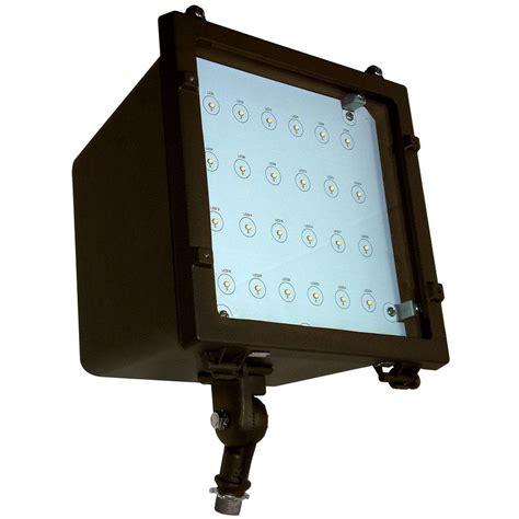 led flood ls home depot hton bay low voltage integrated led 20 watt halogen