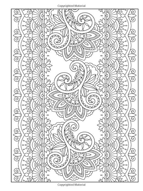 mehndi patterns coloring pages creative haven mehndi designs coloring book art i love