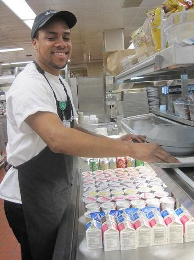 food service worker makes patients feel better one meal at a time the doings hinsdale