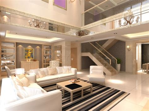 elite home design ny elite living room interior with staircase 3d model max