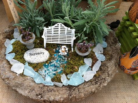 Miniature Gardens Whimsical Creations The Garden Diaries Mini Garden Ideas