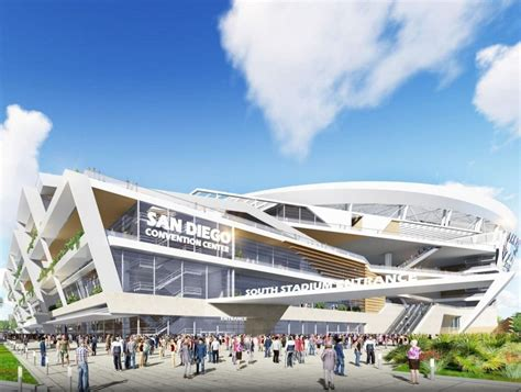 news for san diego chargers chargers reveal renderings of proposed new stadium