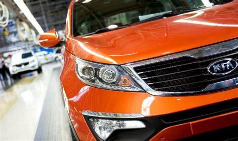 Kia Car Factory Kia Motors Closes In On Factory In Andhra Pradesh