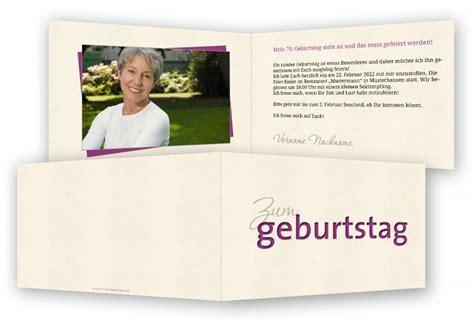Muster Einladung Geburtstag Vorlage Einladung 70 Geburtstag Feinekarten
