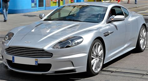 Aston Martin Dbs Coupe by Aston Martin Dbs V12