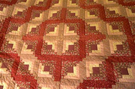 log cabin quilt patterns log cabin quilt pattern tom the backroads traveller