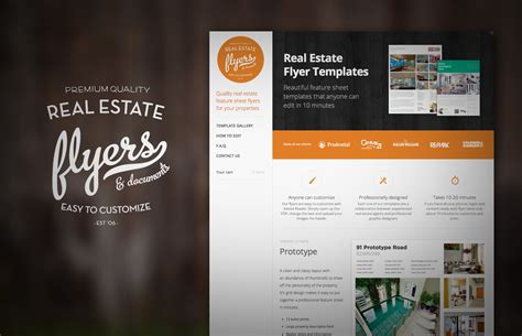 real estate agent brochure templates all templates deal