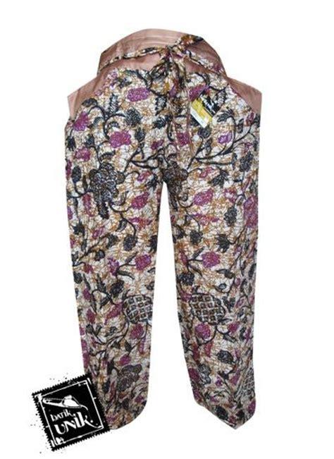 Bawahan Celana Panjang Wanita Murah celana batik wanita panjang motif batik etnik bawahan