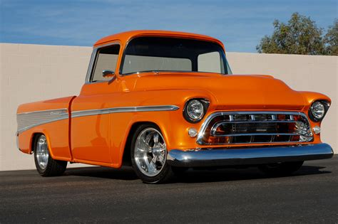 classic custom chevrolet trucks  claimed