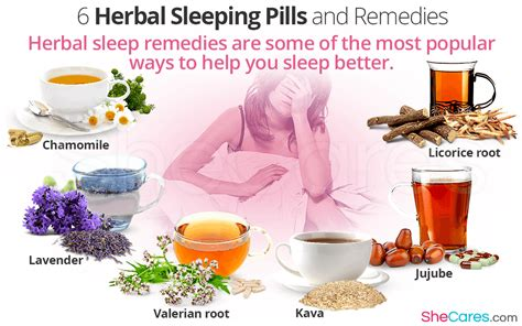6 Remedies To Help You Sleep Better 6 herbal sleeping pills and remedies shecares