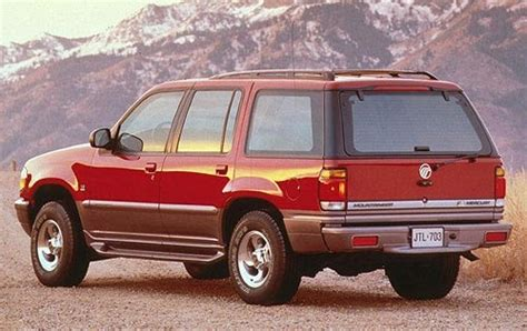 how to learn about cars 1998 mercury mountaineer auto manual 1998 mercury mountaineer vin 4m2zu55p4wuj18434 autodetective com