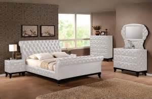 Upholstered Sleigh Platform Bedroom Furniture Set 151 Xiorex | upholstered sleigh platform bedroom furniture set 151 xiorex