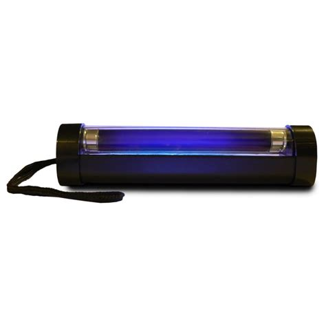 Handheld Black Light by Fortune Products Portable 6 Quot Black Light Battery Powered