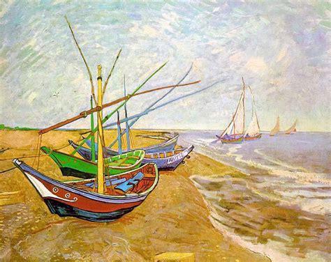 michael wincott van gogh boat famous boats paintings for sale famous boats paintings