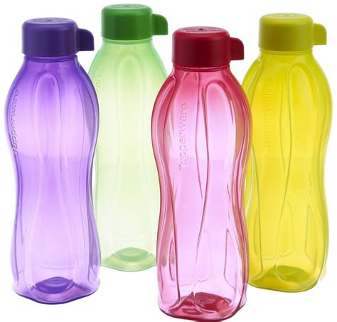 Botol Air Tupperware tips latih anak minum air secukupnya tips minum air