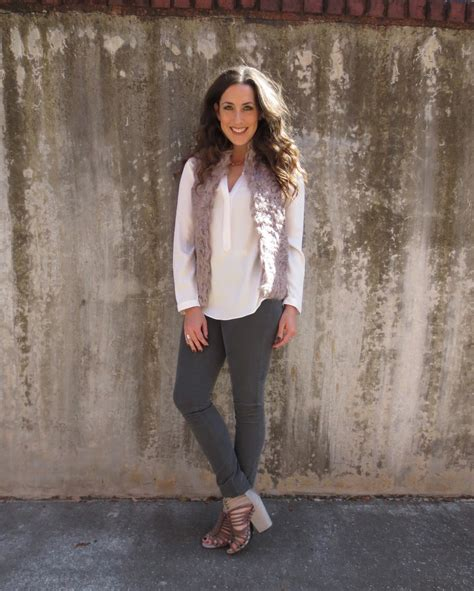 Vita Blouse Grey Balotelly Vg daily fashion flash fall for texture cuff boutique