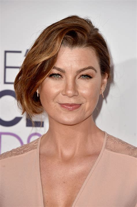 Trump Home Address by Ellen Pompeo 2015 People S Choice Awards In Los Angeles