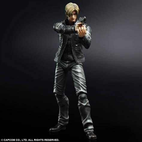 Play Arts Resident Evil 6 Helena new photos of resident evil 6 and helena play arts figures the toyark news
