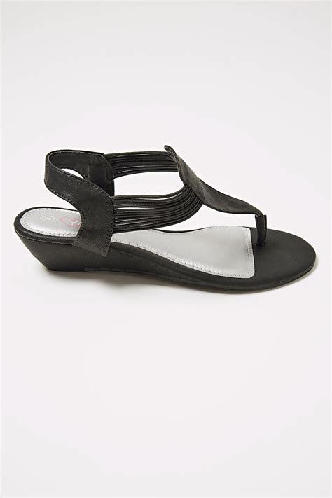 how do i register my as a service black low wedge elasticated toe post sandal in eee fit 4eee 5eee 6eee 7eee 8eee 9eee