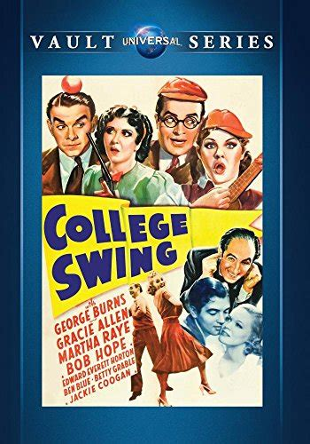 college swing college swing movie trailer reviews and more tvguide com