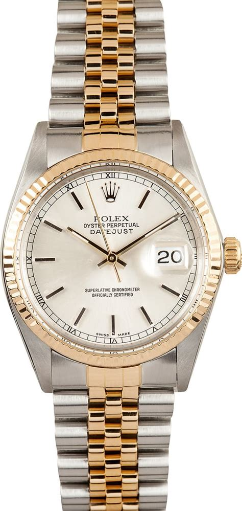 rolex datejust  save  bobs watches