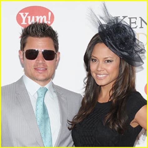 Minillo And Nick Hit The by Nick Pictures Nick Lachey Just Jared