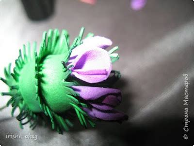 tutorial lengkap  membuat bunga semanggi  flanel