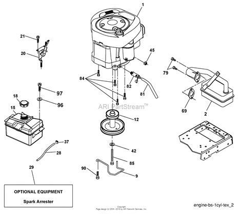 aypelectrolux pbhyt    parts diagram  engine