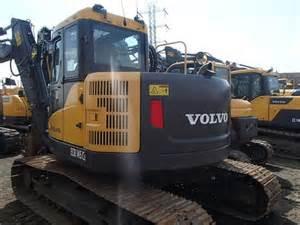 Volvo Equipment Volvo Ecr145cl Crawler Excavators Construction