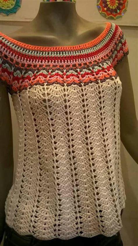 blusas de gancho 25 best ideas about blusas de gancho on pinterest
