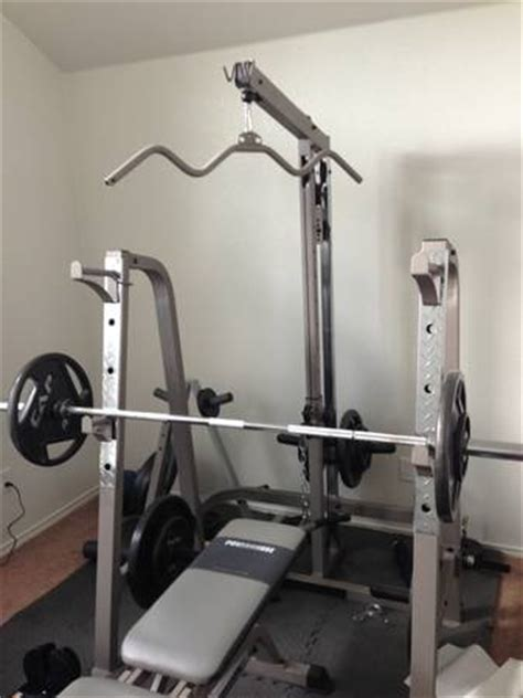 powerhouse olympic weight bench powerhouse weight bench set espotted