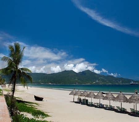 khe beach vacation