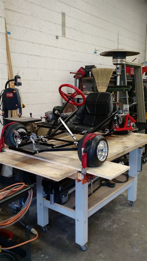 Handmade Go Kart - 1000 ideas about go karts on go karts for