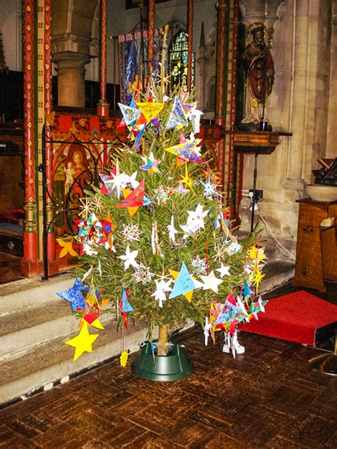 christmas tree festivals in churches 2016