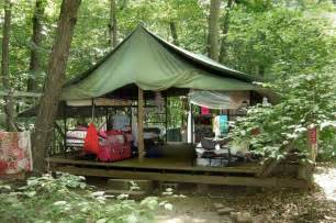platform tent pin by tania krall nelson on summer camp pinterest