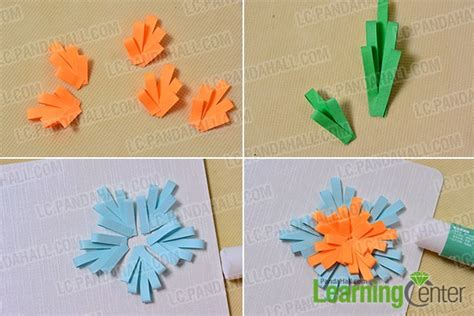 How To Make With Quilling Paper - how to make greeting cards with paper easy diy cardhow to
