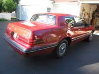 how make cars 1992 mercury cougar lane departure warning 1988 mercury cougar pictures cargurus