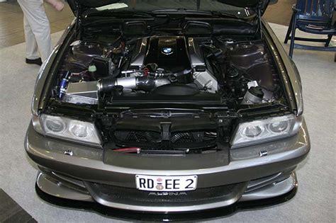 Bmw 1er Coupe V8 Umbau by Foto Bmw 728i Umbau Mit V8 Kompressor Motor Und 480 Ps