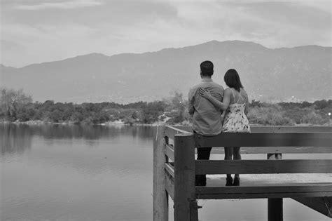 imagenes romanticas de parejas en blanco y negro fotos gratis muelle en blanco y negro fotograf 237 a lago