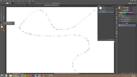 reset pen tool photoshop photoshop cs6 tutorial 156 freeform pen tool youtube