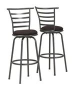 What Height Stool For 43 Inch Counter by Swivel Bar Stools At Organize It