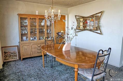 Landes Dining Room Step Into The 70s Silver Terrace Home Hasn T Been On The Market In 48 Years On The Block