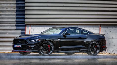 ford gt horsepower german tuner wrings out 705 horsepower ford mustang gt