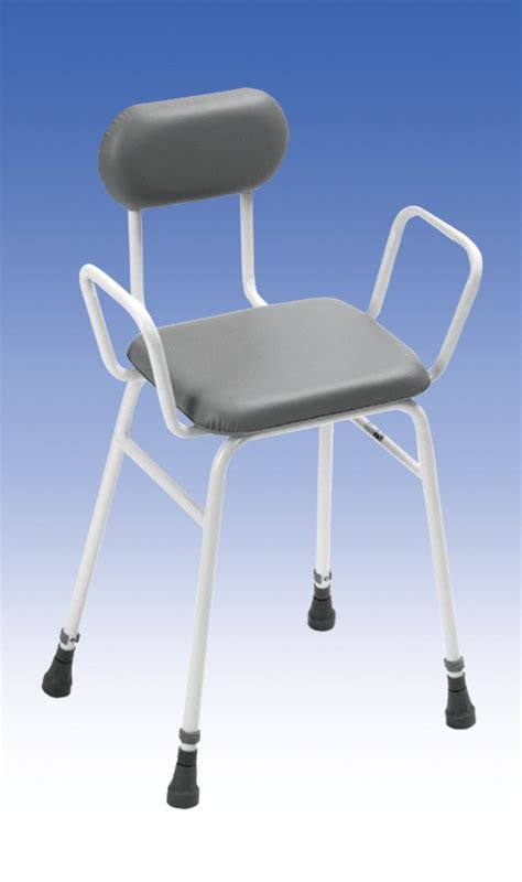 adjustable perching stool