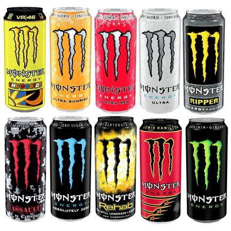 3 energy drinks a day 12x 500ml cans of energy drink refreshing