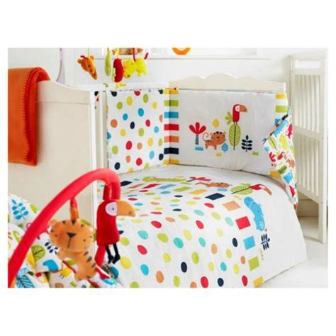 Tesco Nursery Bedding Sets Buy Kite Cosi Cot Safari Bedding Set From Our All Baby Toddler Bedding Range Tesco