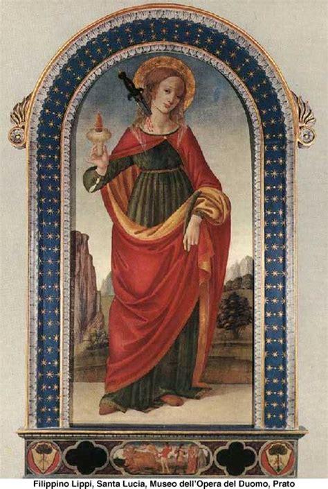 oracion a santa lucia patrona de la vista madre nuestra santa luc 237 a patrona de la vista
