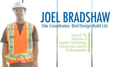 design management george brown applied technology construction science and management
